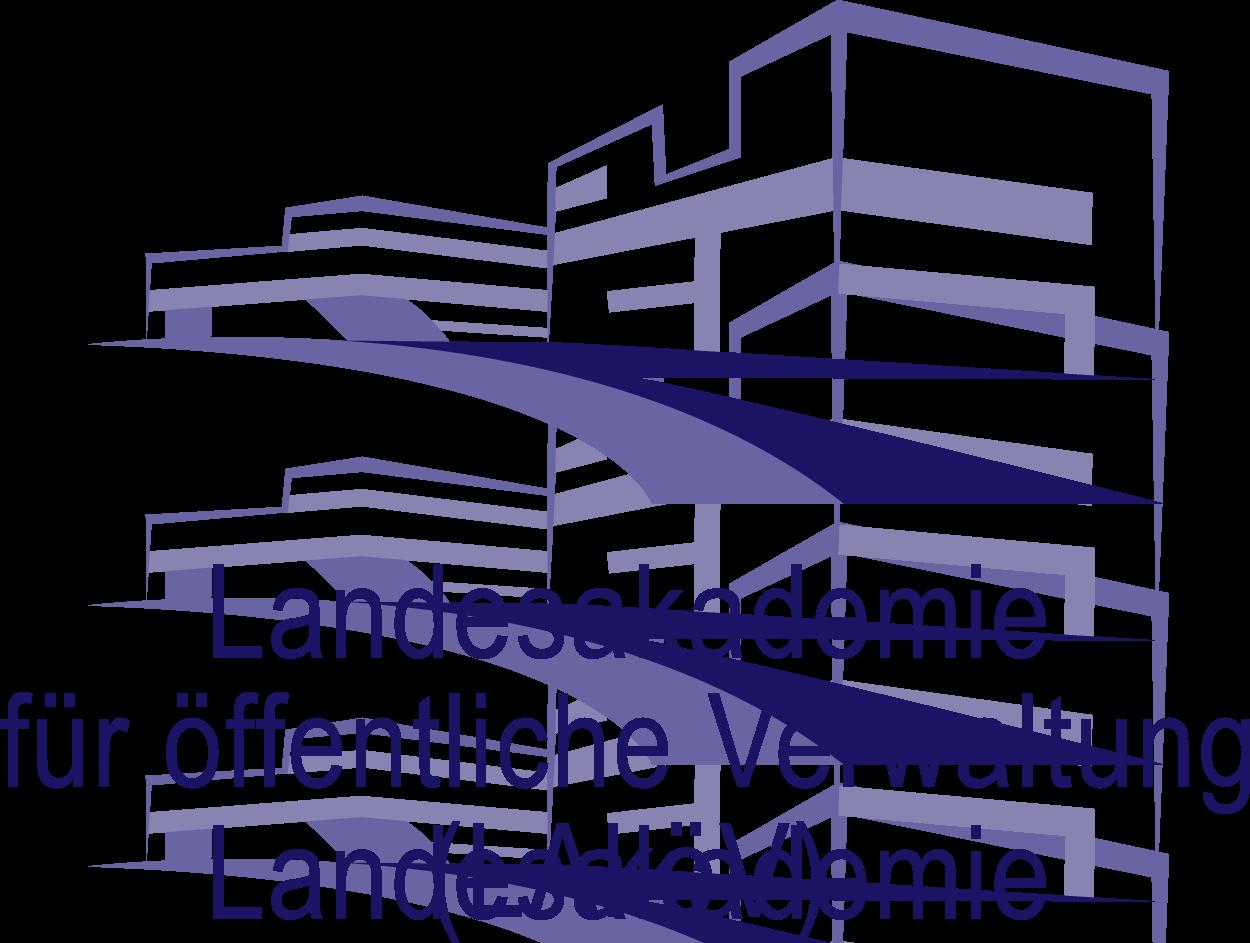 Logo der Landesakademie für öffentliche Verwaltung