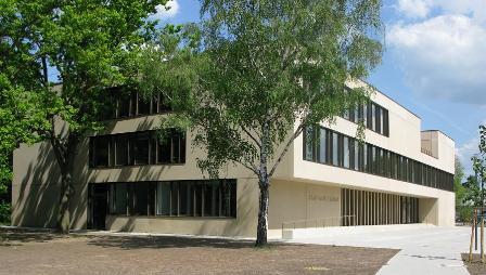 Bild Seminargebäude im Aus- und Fortbildungszentrum